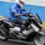Yamaha Nmax. (Detik.com)