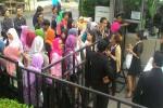 Antrean Gala Premiere AADC 2 di XXI Jogja (Desi Suryanto/JIBI/Harian Jogja)