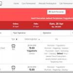 TIKET BUS ONLINE : Kini, Pesan Tiket Bus Bisa Secara Online