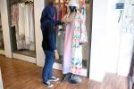 Karya desainer asal kota Solo, Jawa Tengah Betsy Swastikowati dengan label BTSY mengawali perjumpaan Sahabat Tirana di Designer Corner. Koleksi ini dikemas dalam tajuk Nyonyah Pitut Erickson. (Kusnul Isti Qomah/JIBI/Harian Jogja)