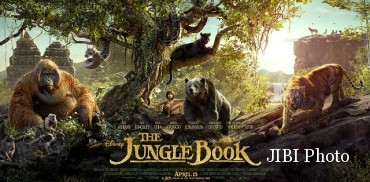 Poster film The Jungle Book. (hollywoodreporter.com