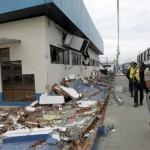 GEMPA EKUADOR : Gempa Kuat Kembali Terjadi