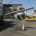 GEMPA EKUADOR : Begini Dahasyatnya Dampak Gempa 7,8 SR di Ekuador