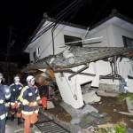 GEMPA JEPANG : Gempa Susulan 7 SR, Korban Tewas 41 Orang
