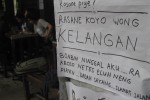 KANTIN BONBIN UGM akan Direlokasi, Muncul Puluhan Poster Curhatan Mahasiswa