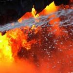 KEBAKARAN SUKOHARJO : Tempat Penggilingan Padi di Polokarto Terbakar