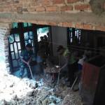 LONGSOR PONOROGO : Rumah Warga Ngrayun Jebol Diterjang Tanah Longsor