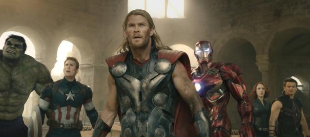 Thor di film Avengers. (Istimewa)