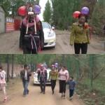 Tradisi pernikahan di Hunan, Tiongkok. (Istimewa)