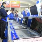 PAMERAN KOMPUTER APKOMINDO : Solo Computer Bazaar Incar Omzet Rp8 Miliar