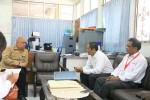 Pertemuan antara perwakilan PT PLN APJ Jogja dengan RSUP dr. Sardjito, Senin (11/4/2016). (Istimewa)