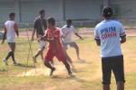 Pemain PSIM Jogja saat mengikuti sesi latihan fisik ringan di Stadion Mandala Krida, Rabu (27/4/2016) pagi. (Arief Junianto/JIBI/Harian Jogja)