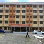 Rusunawa yang terletak di Desa Triharjo, Wates, Kulonprogo. (Sekar Langit Nariswari/JIBI/Harian Jogja)