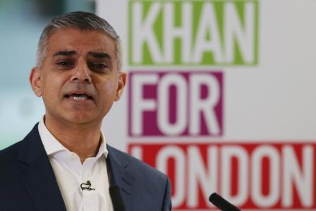 Sadiq Khan (istimewa)