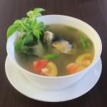 Sup gurami dari Restoran Taman Pringsewu, Solo. (Shoqib Angriawan/JIBI/Solopos)