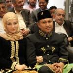 Gadis Suriah dipersunting pria Aceh dengan mahar hafalan 500 hadis. (Istimewa/Facebook)