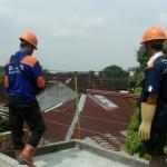 KECELAKAAN KERJA SOLO : Benahi Rumah Dosen UNS, Pekerja Asal Sragen Tewas Tersetrum