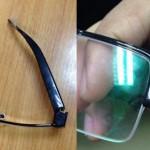 Kacamata canggih yang dipakai menyontek. (Istimewa/AsiaOne.com)