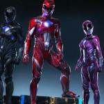 Kostum terbaru Power Rangers. (Istimewa)