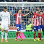 Atletico Madrid vs Real Madrid (Skyports)