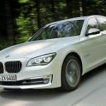 BMW 750d Xdrive. (Topgear.com)