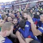LIGA SPANYOL 2015/2016 : Inilah Hasil Lengkap dan Klasemen Akhir La Liga