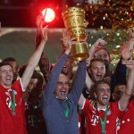 DFB POKAL 2015/2016 : Bayern Menang, Guardiola: Ini Saya Inginkan