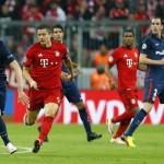 Bayern Munchen vs Atletico (Twitter)