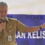 Gubernur Jawa Tengah (Jateng), Ganjar Pranowo. (Facebook.com-Ganjar Pranowo)