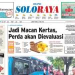 Halaman Soloraya Harian Umum Solopos edisi Jumat, 27 Mei 2016
