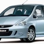 Honda Jazz lansiran 2004. (Auto-database.com)