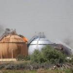 ISIS klaim ledakkan pabrik gas di Bagdad (Reuters)
