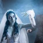 Ilustrasi pernikahan hantu (gyaban.deviantart.com)