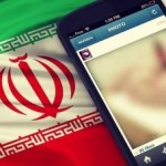 Ilustrasi sensor Instagram di Iran (www.bidnessetc.com)