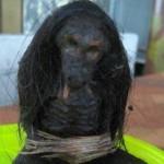Jenglot ditemukan di Kepulauan Seribu (Okezone)