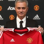 Jose Mourinho latih Manchester United. (manutd.com)