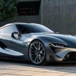 Konsep Roadster Toyota-BMW. (Boldride.com)