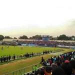Laga PSIS di Stadion Jatidiri Semarang. (Facebook.com)