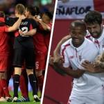 Liverpool vs Sevilla (thequint.com)