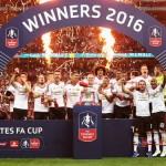 FA CUP 2016 : Juara, MU Akhiri Penantian 12 Tahun