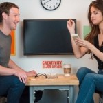 Mark Zuckerberg dan Selena Gomez (Facebook.com/Mark Zuckerberg)