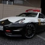 Nissan 370Z Nismo mobil dinas polisi Tokyo. (Autoevolution.com)