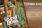 FILM TERBARU : Wow, Sepekan Rilis My Stupid Boss Raih 1 Juta Penonton