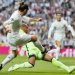 Real Madrid vs Manchester City (Twitter)