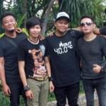 Reza, Indra, dan Andika membantu band baru (Liputan6.com)