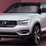 SUV Volvo XC40 Concept. (Autoblog.com)