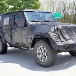 Spyshot Jeep Wrangler JL di AS. (Autoevolution.com)