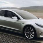 Tesla Model 3. (Autoblog.com)