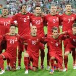 PIALA EROPA 2016 : Inilah Skuat Resmi Tim Nasional Portugal