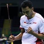 INDIA OPEN 2017 : Tommy ke Perempatfinal, Lyanny Angkat Koper